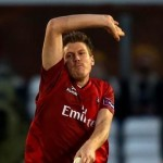 Australia Faulkner charged with drink-driving in UK