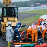 Franz Tost : Recovery vehicles used in F1 are big problem