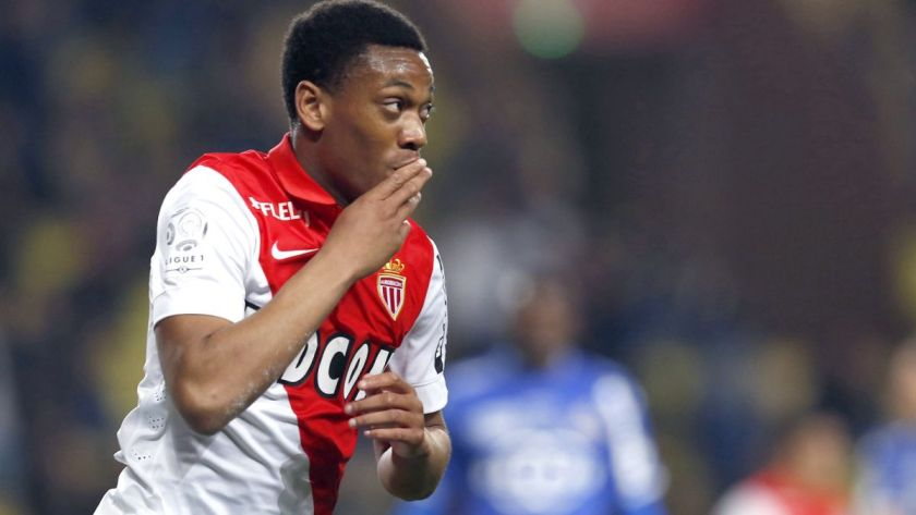 Manchester united is set to complete the signing of Anthony martial