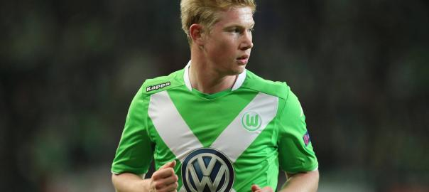 Manchester City made a second bid for De Bruyne
