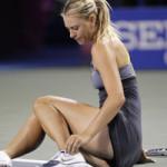 Sharapova withdraws from The US Open