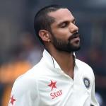 Shikhar Dhawan ruled out of Sri Lanka series