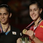 World Badminton Championship Final: Saina Nehwal lost to Carolina Marin
