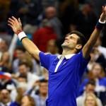 US open 2015 : Djokovic claims his third Grand slam title of the season