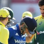 Eoin Morgen out of ODI after head blow
