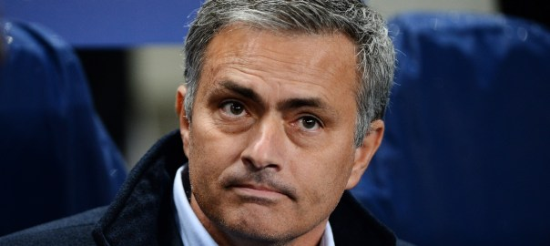 Mourinho is going to Manchester United