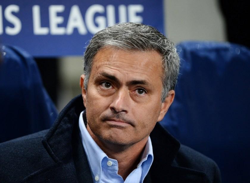 Jose Mourinho denied of 'The third season syndrome'