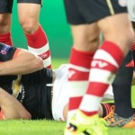 Injury ruled out Luke Shaw for more than Six month