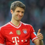 Manchester United has proposed £88m bid for Thomas Muller