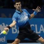 Djokovic seals his spot in ATP semi-finals
