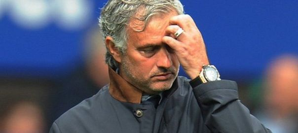 Jose Mourinho: My work was 'betrayed' by players