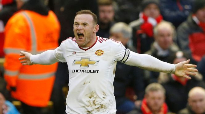 Wayne Rooney out for six weeks