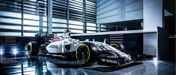 Williams new design for 2016 campaign