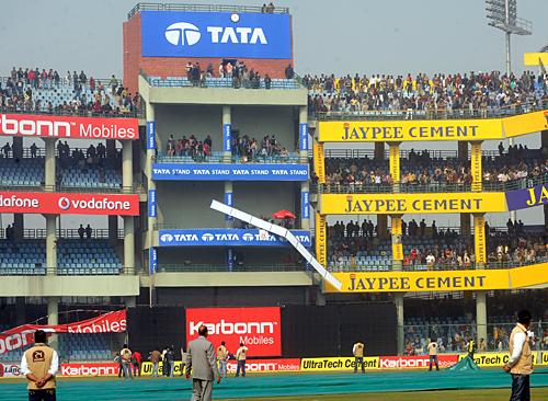 Delhi in danger to host their maiden T20 World Cup Semi-Final