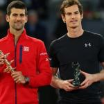 Novak beats Murray in Madrid Open final