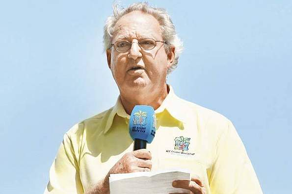 Tony Cozier 'the voice of West Indies cricket' dies