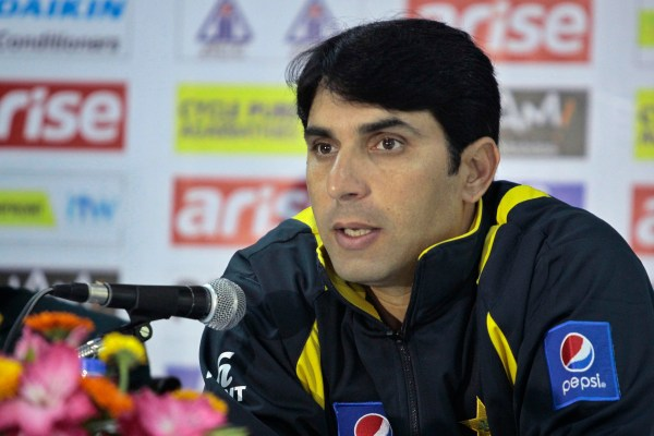 Misbah: Cricket is dying in Pakistan