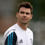 James Anderson ruled out of England squad