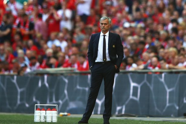 Mourinho challenged his players