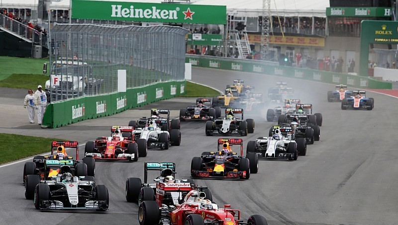 Formula 1 is all set to get its first triple-header in 2018