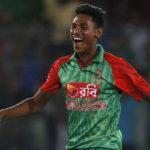 Mustafizur Rahman to miss one-off Test against India