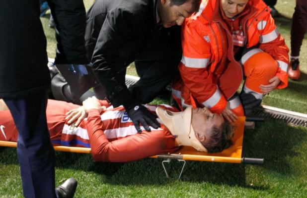 Fernando Torres nearly escaped death