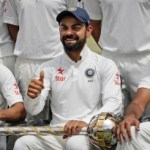 India defends its numero uno position