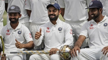 India defends its numero uno position