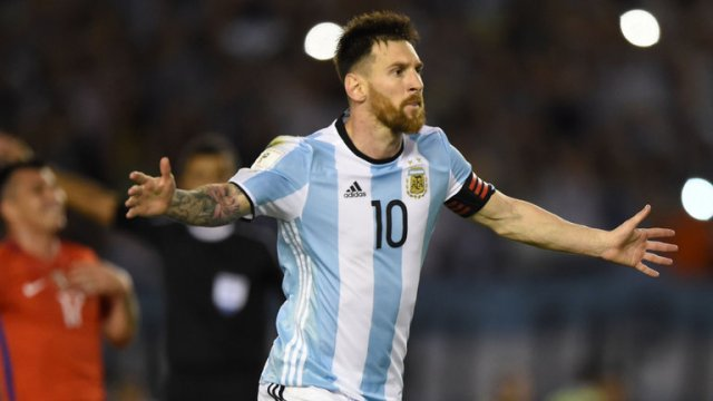 Messi four match ban by FIFA is unjustified as conjectured by New AFA president