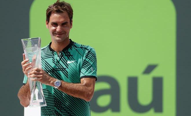 Roger Federer is expected to take a leave until US open