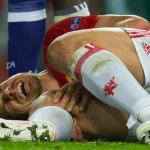Zlatan Ibrahimovic vows to return 'even stronger' from the knee injury
