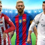 La Liga 2016/17: A journey of War and Emotions