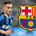 Barcelona edge on securing Lautaro Martinez transfer