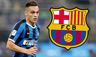 Barcelona is edge on securing Lautaro Martinez transfer