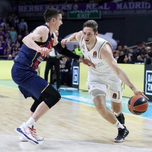 Real Madrid - Baskonija 70:69