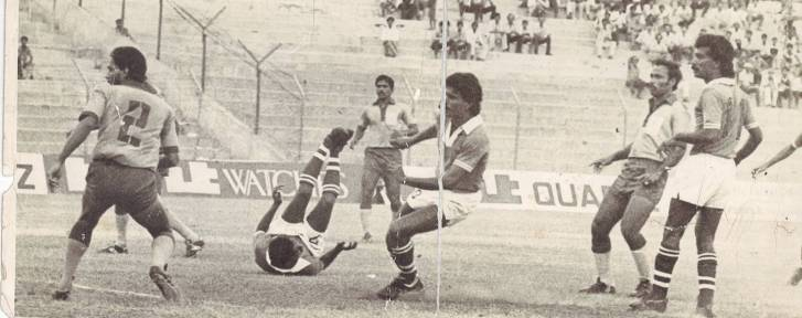 Federation Cup 20-04-1985, HASC Vs Central Excise