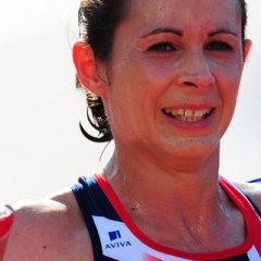 What's it like to… be a 40-yr-old elite athlete mum