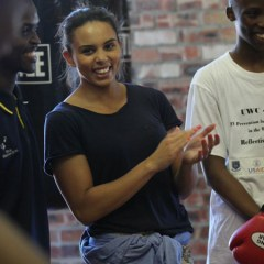 Former gangsters find a little peace at sport sanctuary