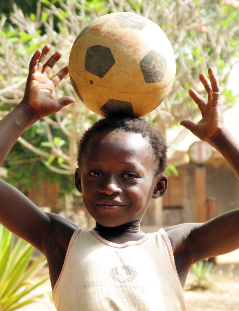 Football in West Africa