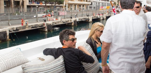 What's it like to… host a Monaco GP yacht party