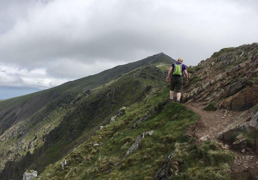 Snowdonia summit