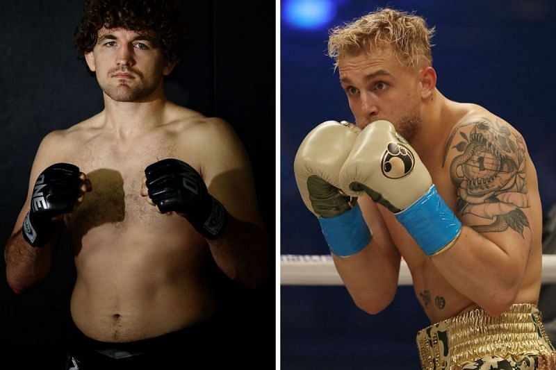 How Much Ben Askren and Jake Paul Are Earning For The ...