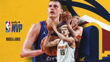 2020-21 NBA MVP Nikola Jokic