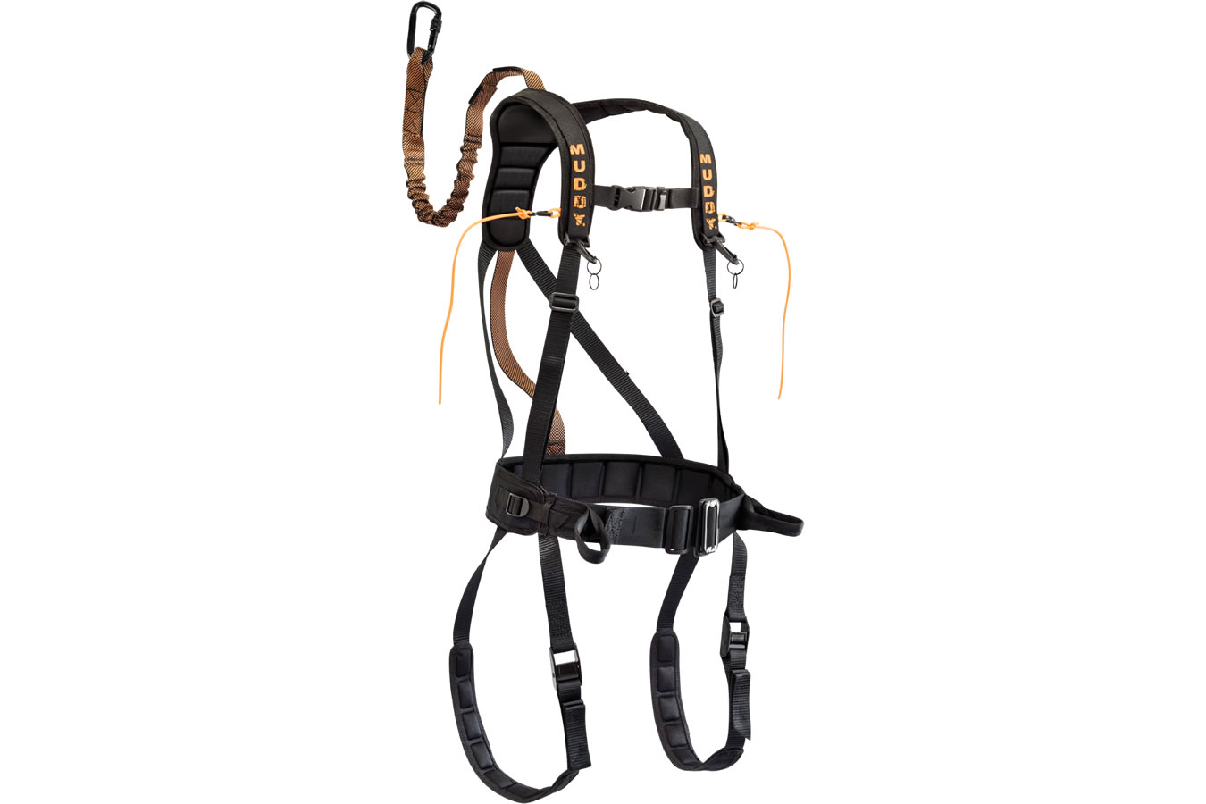 Muddy Outdoors Llc Safeguard Harness Black Large