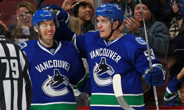 The Vancouver Canucks: The Anton Rodin Story