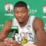 Marcus Smart lost a lot of weight in offseason to become more athletic (PHOTO)