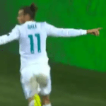 Watch Gareth Bale's beautiful volley for goal give Real Madrid lead over Borussia Dortmund