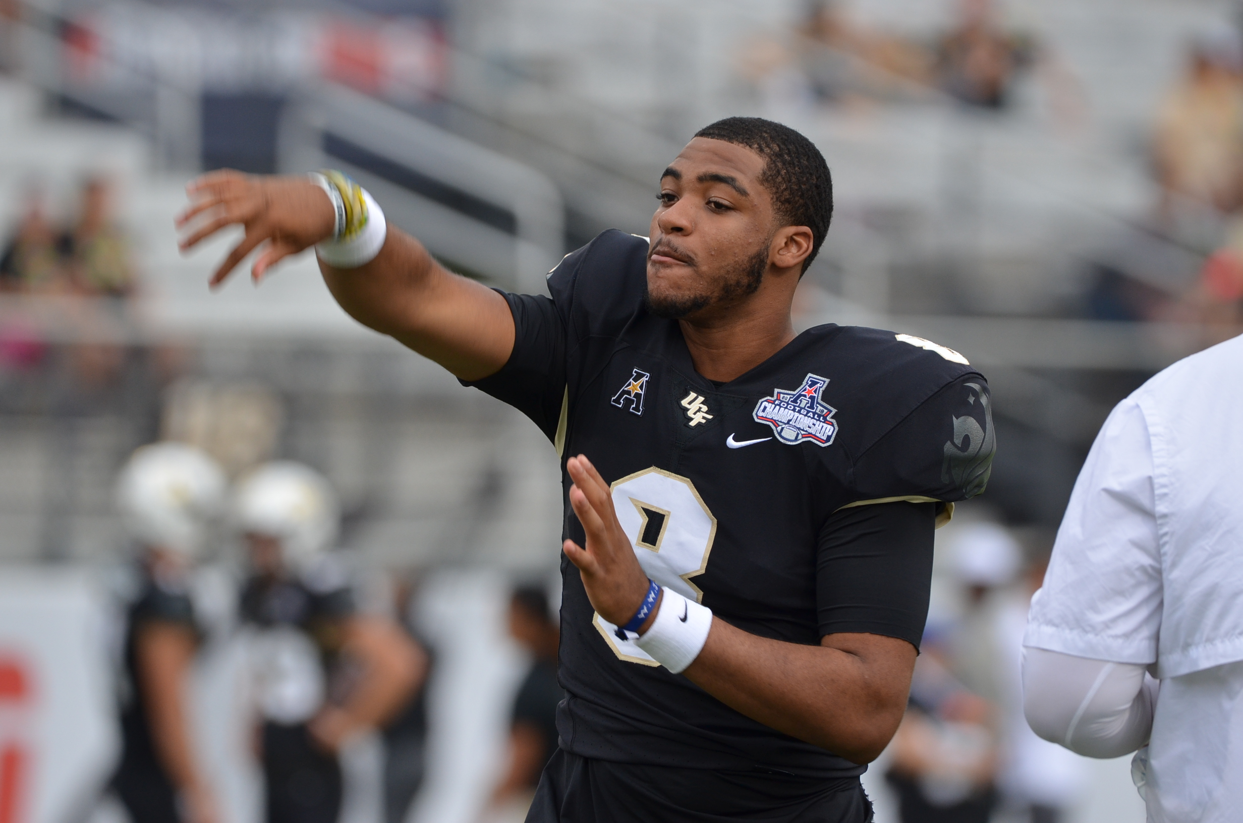 UCF QB Suffers Off-Season Injury, Will Not Participate In Training Camp