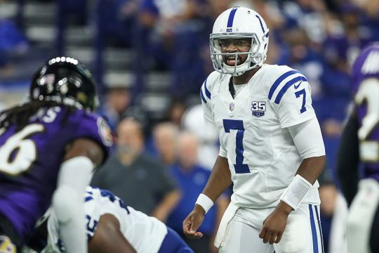 Potential Trading Partners for Colts' Jacoby Brissett