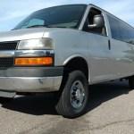 Chevrolet Suspension Lift 2 Wheel Drive Sportsmobile Forum